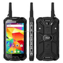 Conquest S8 IP68 Waterproof Android 5.1 OS 3GB RAM/32GB ROM UHF Walkie Talkie With Charing Cradle Rugged Phone