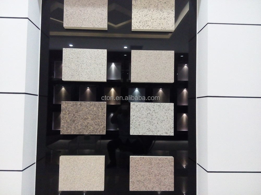 grp aluminum imitation fluorocarbon exterior wall panel cladding
