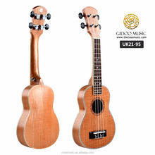 musical instrument high quality thin body mini ukulele OEM uk21 95