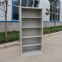 Durable Steel Filing Cabinet Open Shelf