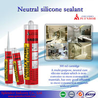 Neutral Silicone Sealant china supplier/ silicone sealant materials use for furniture/ thermal conductive silicone sealant
