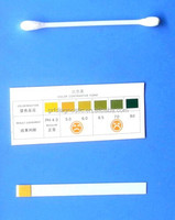 PH4~8.0 vaginal ph test strip/vagina bacterial intection test with fine quality/factory made/China