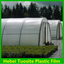 virgin PE plastic solar greenhouse covering film,superior drip control film,anti water 6 mil thickness overwintering film