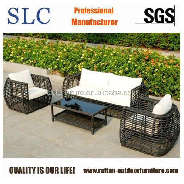 New Style Resin Wicker Outdoor Furniture (SC-B8957)