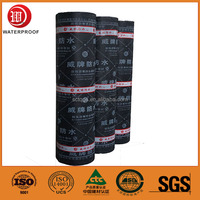 Torch Applied SBS Modified Bitumen Waterproof Coiled Material for Roof and Basement