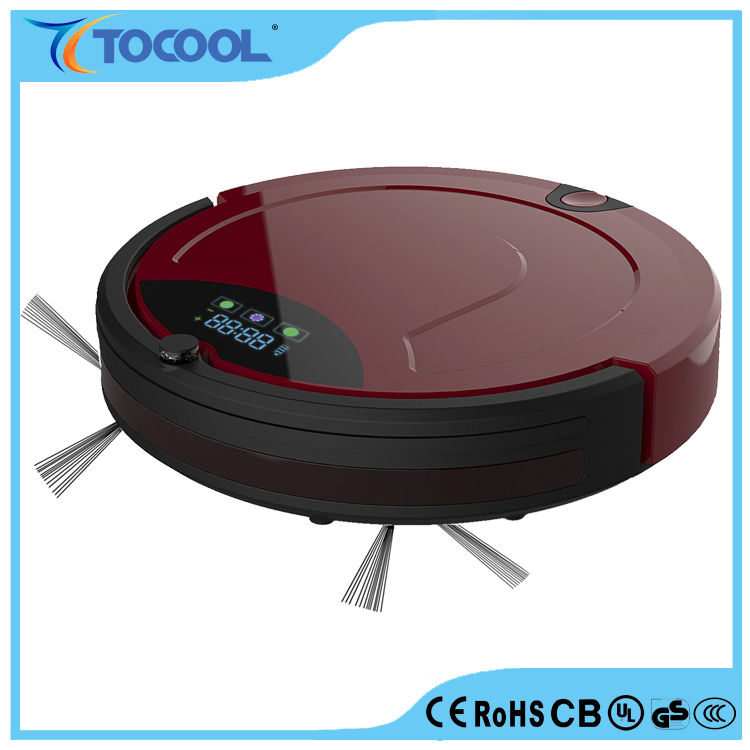 China OEM factory supply multifunctional good robot vacuum cleaner for home floor cleaning