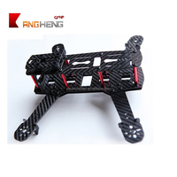 Factory Directly Sale High Quality 4- Axis Mini Carobn Fiber Quadcopter Frame For Quad 250