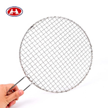 Hot sale made in china korean barbecue wire mesh with rectangle