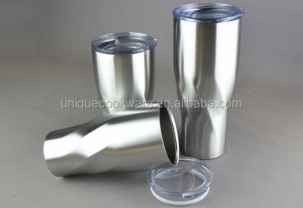 20oz 30oz 18/8 Double Wall Insulated Vacuum Insulated Stainless Steel Tumbler