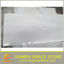 Factory Direcly Supply Chinese Oriental White Marble 24x24 Tile