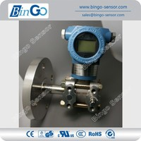 High temperature Smart flange capacitance Pressure Sensor