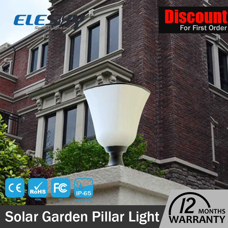 Outdoor waterproof ip65 decorative yard solar globe garden lights