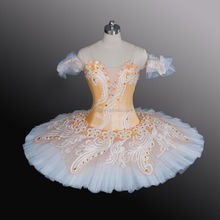 BLY1178 New style Peach dance costumes dress classical pancake professional ballet tutu