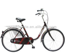 China made 26inch classic cheap steel retro bycicle/ city bike/ utility bicycles for ladies