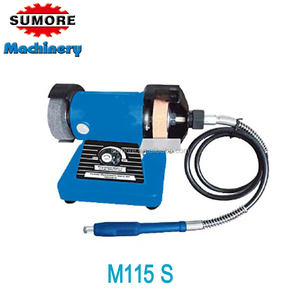 SUMORE!!! 150W electric multi purpose mini bench grinder with Flex Shaft for sale M115