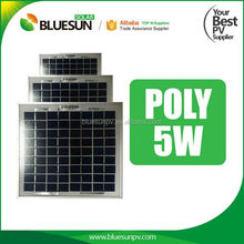 Best price 5w Mono mini solar panel solar power
