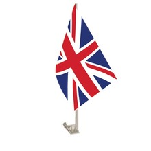 UNION JACK GREAT BRITAIN CAR FLAG