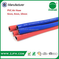 Rubber PVC high pressure air hose / air conditioning flexible hose for industrial