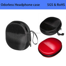 Odorless EVA Headphone case portable headphone bag hardshell headset bag