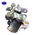 Italy Type Forged Double Coupler for Scaffold