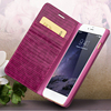 QIALINO Extreme Slim High-Class Detachable 2In1 Genuine Leather Wallet Case For Iphone 6 Plus Custom Made