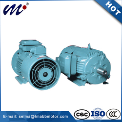 ABB QABP series asynchronous 3 phase frequency 4kw electric motor
