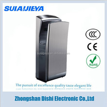 double side jet air hand dryer with brushless motor