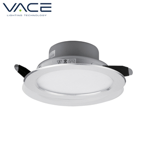 Low Price 3W 5W 7W 9W 11W 13W SMD Slim Aluminum Housing Ceiling Lighting Dimmable Trimless Recessed Light LED Downlight