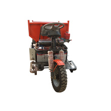 Licheng hot selling multifunction 1500W 60V motorcycle truck 3-wheel tricycle for cargo use