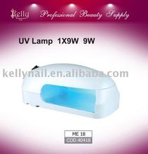 Nail gel uv lamp machine