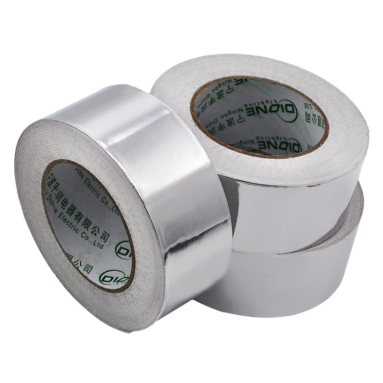 Unlined <strong>Paper</strong> Pure Composite Aluminium Foil Tape