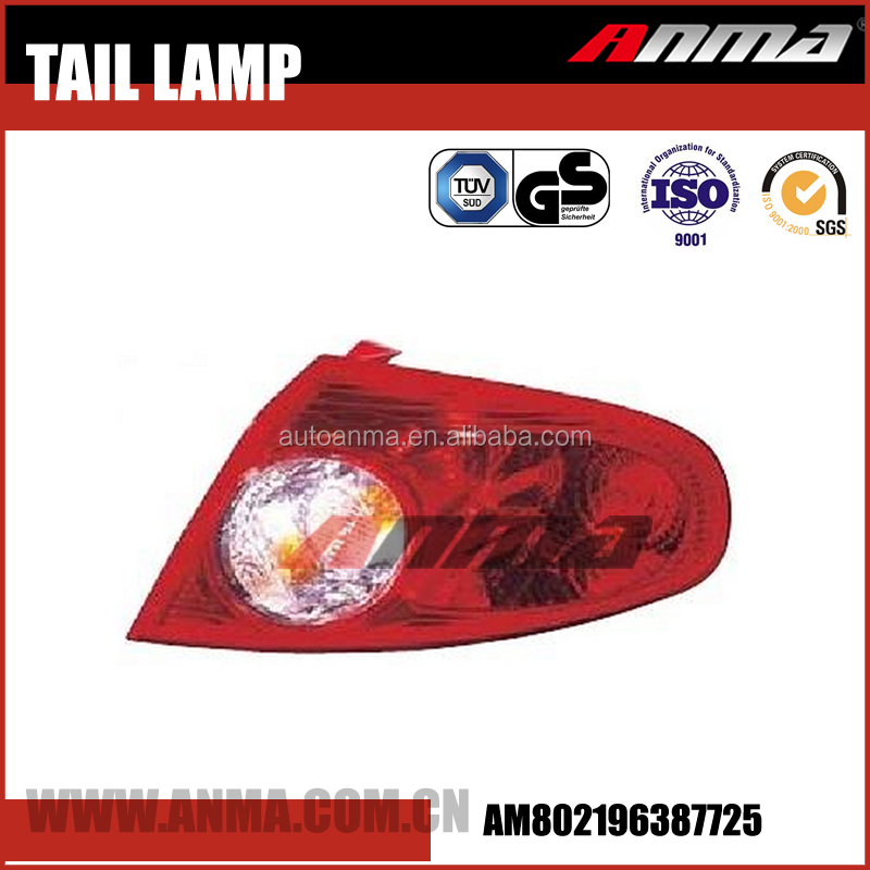 Wholesale chevrolet optra/Captiva tail lamp 96387725