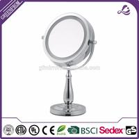 Zoom car led side mirror signal light Dressing table antique led mirror with light