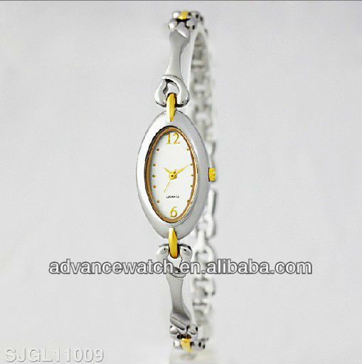 2013 g-shors watch, oblong and simple watch, smart stainless steel quartz wrist watch