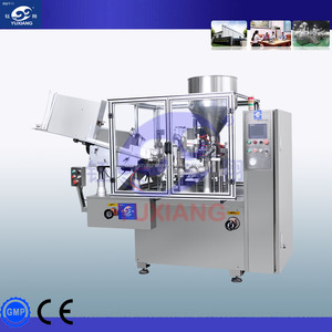 stainless steel plastic bottle filling and sealing machine with inner heating system