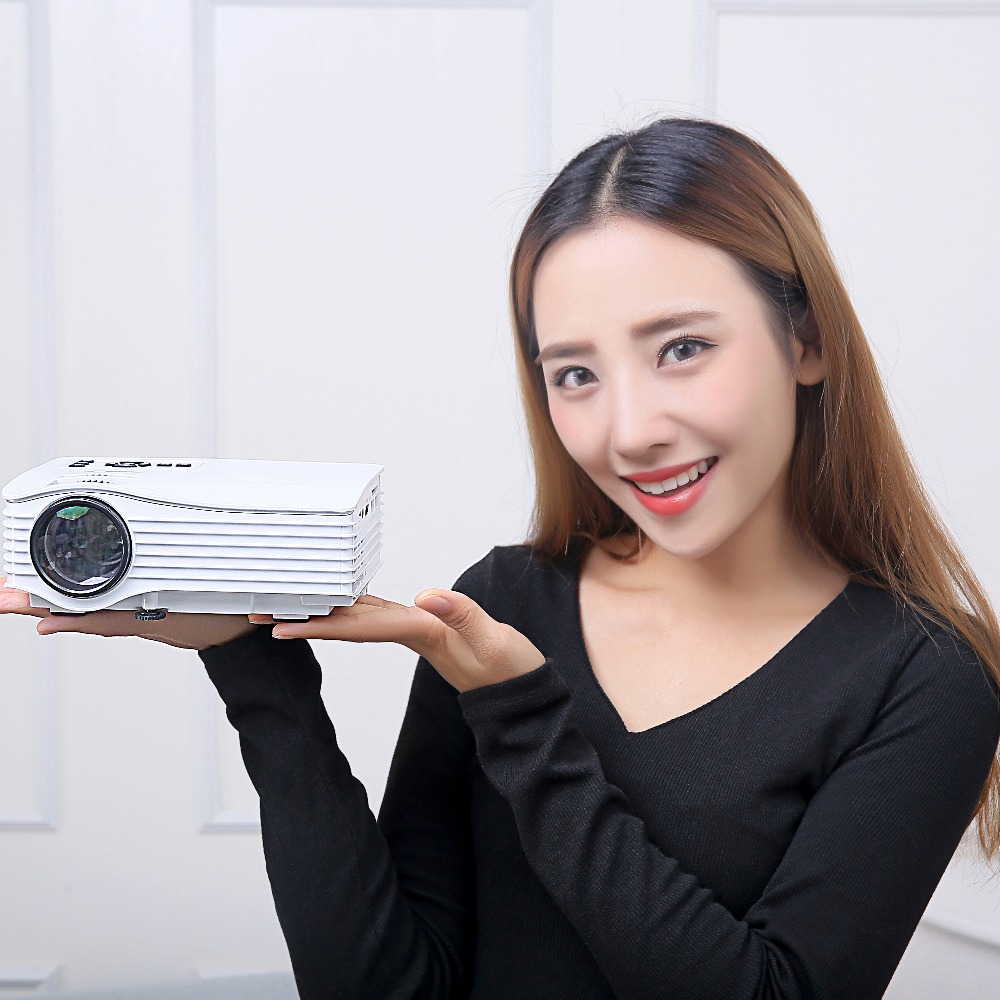 2017 Lastest UNIC UC36 Mini Led Projector cheaper Than UC40 UC46 led home theater projector