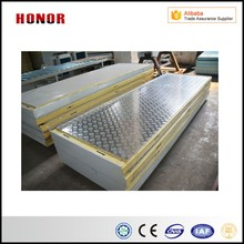 Supplier Hot Sale Heat Insulation Cold Room Panel Pu sandwich Panel For Cold Storage
