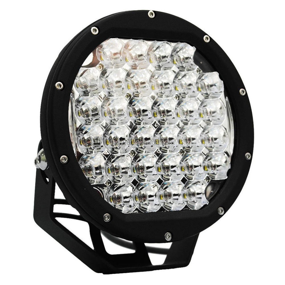 9'' 225w led driving light , 9 inch jeep and offroad work light car spare part