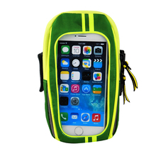 Outdoor Cycling Sports Running Camping Waterproof Wrist Pouch Bag for Mobile Phone
