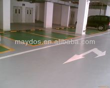Maydos wearing resistance industry purpose epoxy resin lacquer for factory floor(China paint company /maydos paint)