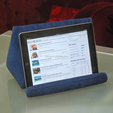 Inflatable Book Wedge Tablet Holder