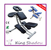 Black New Bestmassage Portable Massage Chair Tattoo Spa Free Carry Case