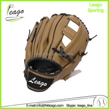 cheap PVC material mini baseball glove , I-web type baseball glove