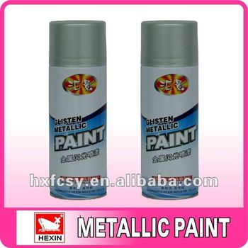 super metallic spray paint
