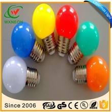 Led light bulb E27 base 0.5W holiday festival indoor outdoor decoration