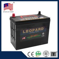 46B24 jis style strong heat-resistance eco car battery