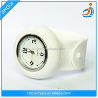 Factory sale promotional silicon watch, cheap silicon watch
