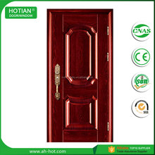 House design 6 panel door american style entry steel doors security doors