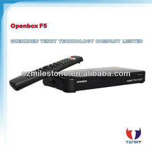 2013 Newest Original digital satellite receiver support 1080p Full HD openbox f5 with scart support Youtube for Uk and Malaysia