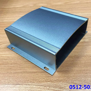 zk- 6040 / 44*136*120mm aluminum shell large metal case power box controller enclosure junction cabinet